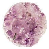 Rough Amethyst Knob